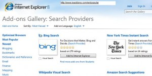 search providers