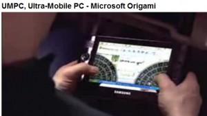 Microsoft's Origami