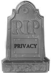 Privacy Dies