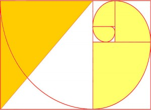 Golden Triangle and Golden Ratio